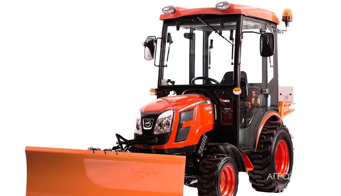 Трактор Kioti CK2810   Всички оферти   Агро Сделка